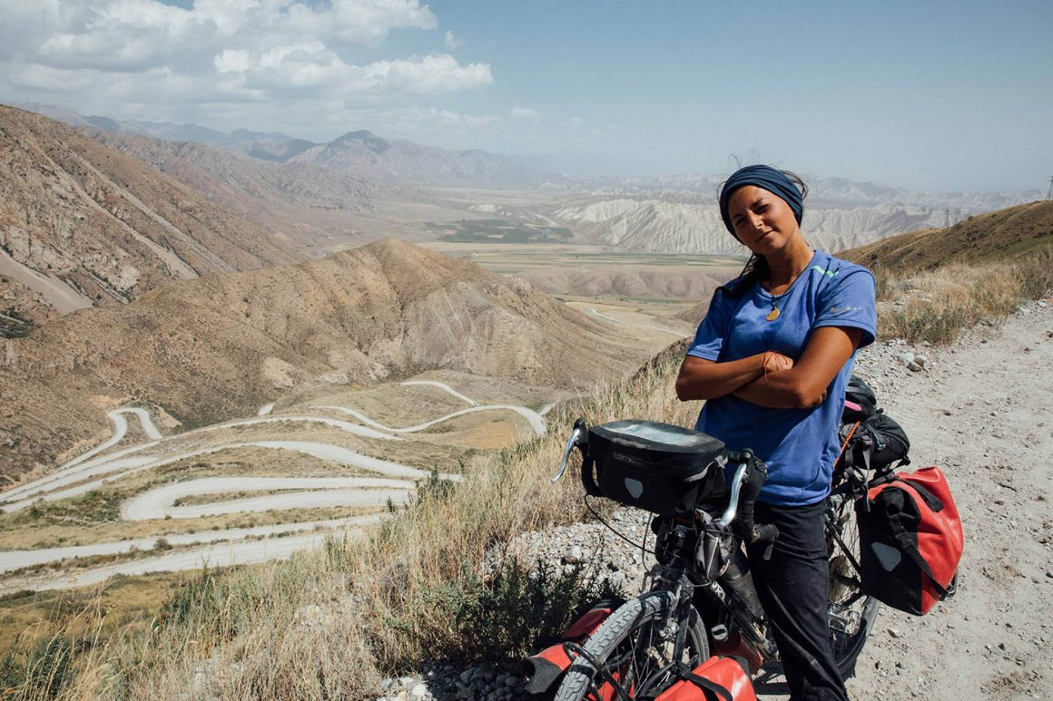 Unlearning by Bike Cycling solo from Thailand to Spain Words by Nicole Heker & Photos by Jeremy John