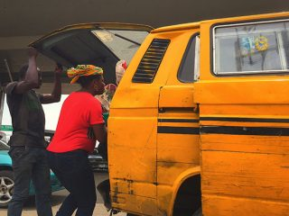 Stories from Nigeria's yellow, transit buses